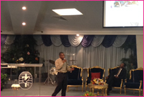 First Assembly of God, Cayman Islands